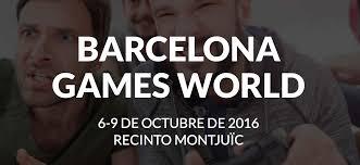 Compañías y puesta en venta de entradas de Barcelona Games World 1