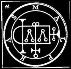 malphas, sigilo, goetia, ocultismo