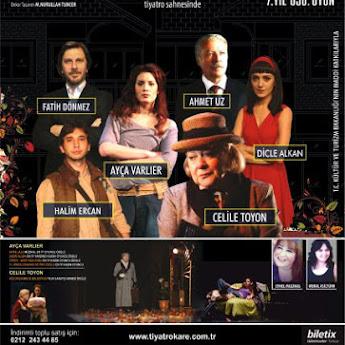 Leylanın Evi 16 Mayıs 2018 Kültürpark Açıkhava Tiyatrosu