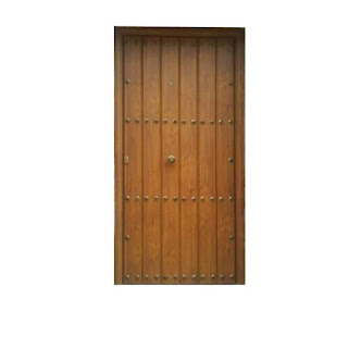 Puerta rustica Castilla