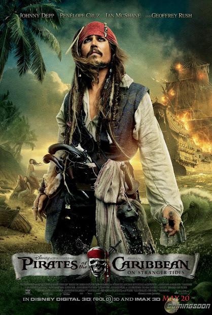 Enchanted Serenity Of Period Films Pirates Caribbean Stranger Tides 2011