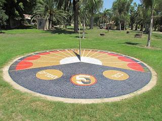Sundial - Kfar Masaryk