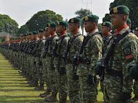 Kesiapan Divisi Infanteri 2 Kostrad Amankan Aksi Demo