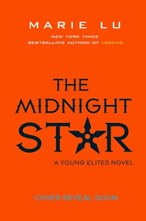 The Midnight Star temporary cover