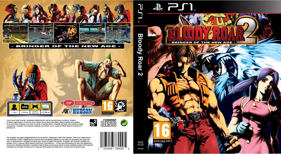 Download bloody roar 2 for ppsspp download