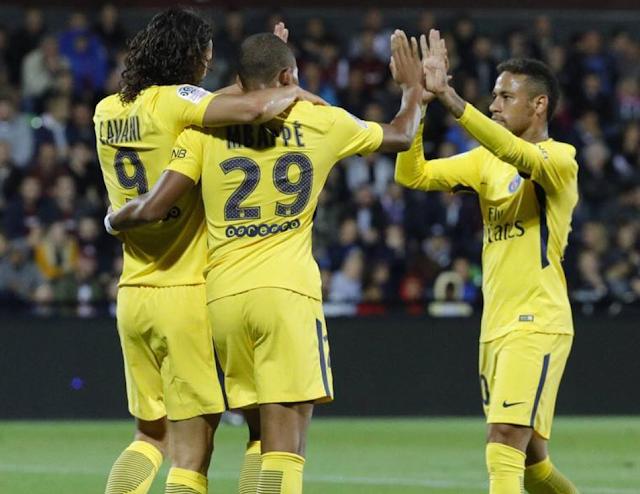 Ligu1: Metz 1-5 PSG Sabtu 9 Sept 2017