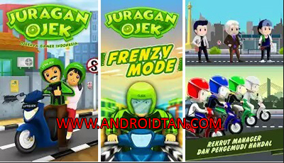 Juragan Ojek Mod Apk v1.3.9.8 Unlimited Coins/Money Terbaru