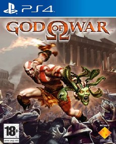 God of War PS2 FOR PS4