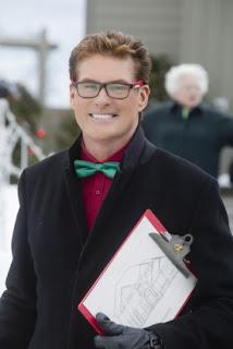 David Hasselhoff Christmas Consultant