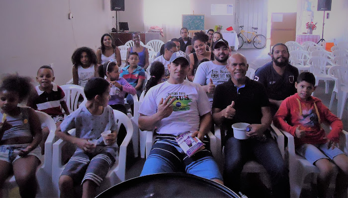 Fotos da Escola Bíblica Dominical