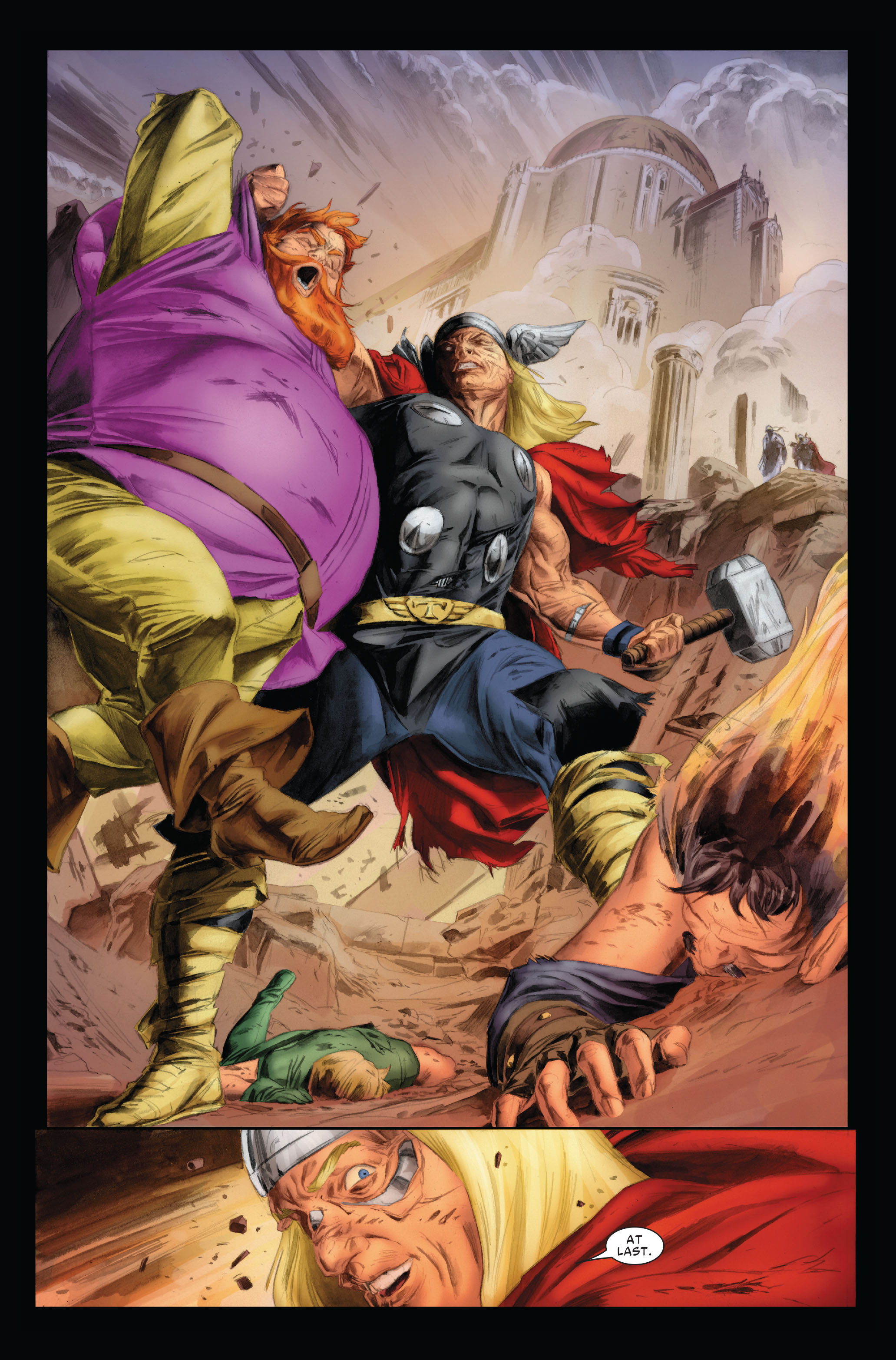 Thor (2007) Issue #610 #23 - English 16