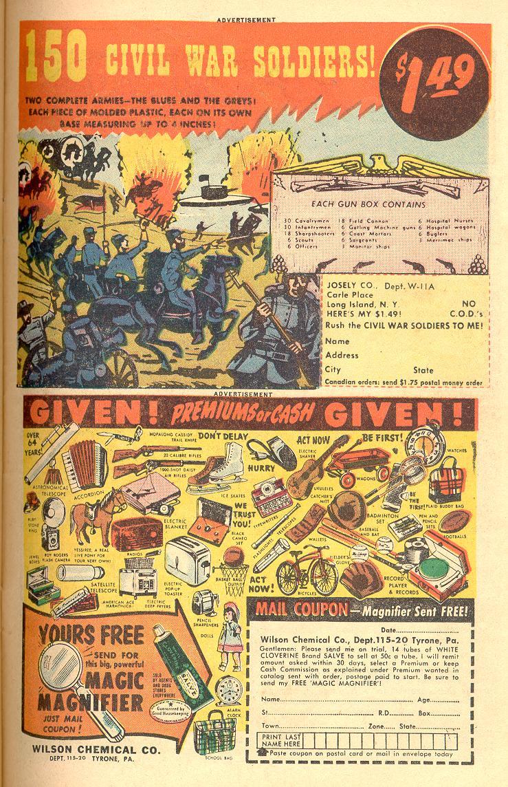 Read online Adventure Comics (1938) comic -  Issue #258 - 25