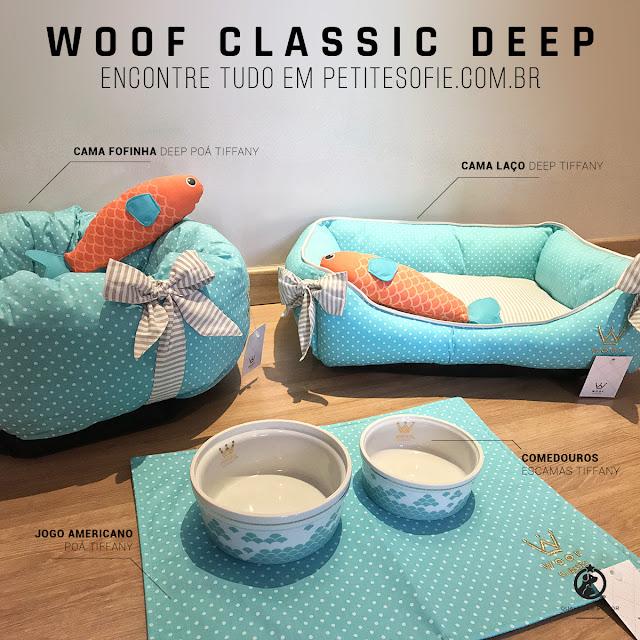 Coleção Deep Woof Classic