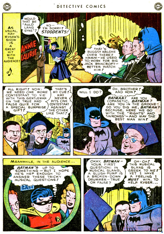 Read online Detective Comics (1937) comic -  Issue #144 - 9