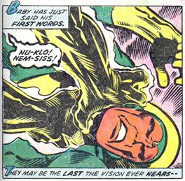 Giant-Size Avengers 1 1974