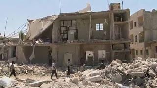 Kekejaman Syiah di Perang Suriah telah Memakan Korban Lebih dari 320.000 Orang