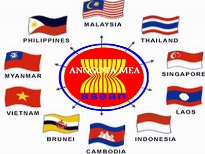 Negara Yang Termasuk Anggota MEA