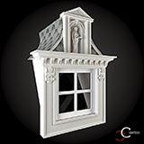 decor ferestre fatade case poze ornamente decorative din polistiren win-093