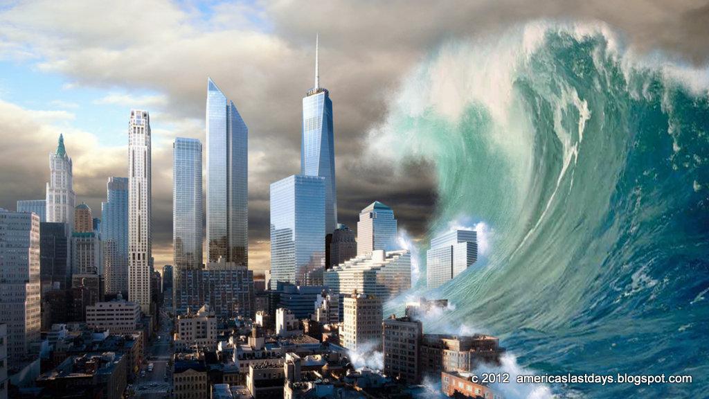 Americas Last Days John Paul Jackson New York And Los