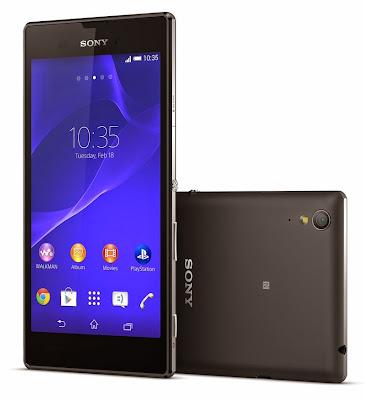 Harga Sony Xperia T3 Terbaru
