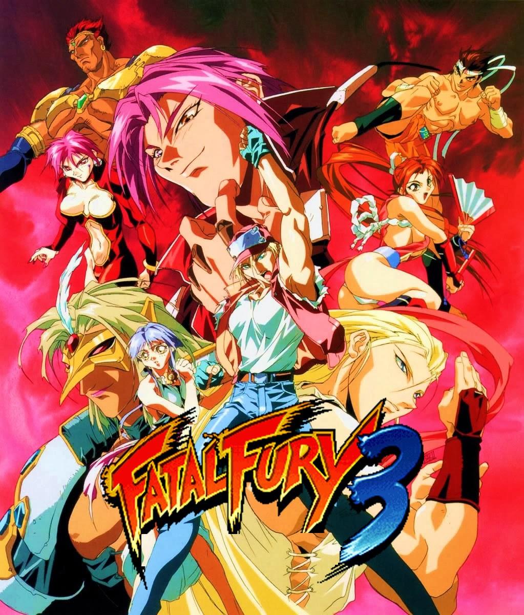 Fatal Fury: Filme 03 – A Fúria – Dublado