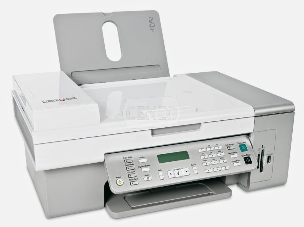 pilote lexmark x1100 windows 7
