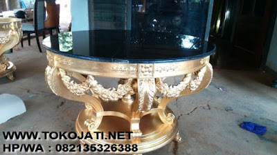 MEJA MAKAN BULAT UKIRAN JEPARA-FURNITURE KLASIK-FURNITURE UKIR-FURNITURE INTERIOR KLASIK68