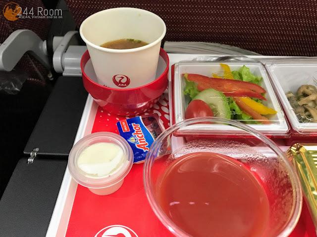 JALエコノミークラス機内食 JAL Economyclass-flightmeal-jl752 3