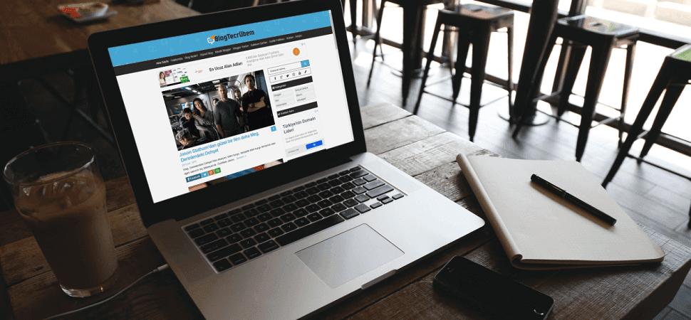 Blog Tecrübem kimdir?