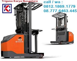 Jual Reach Truck Kediri Surabaya - Feni ( 08.777.6463.445 )