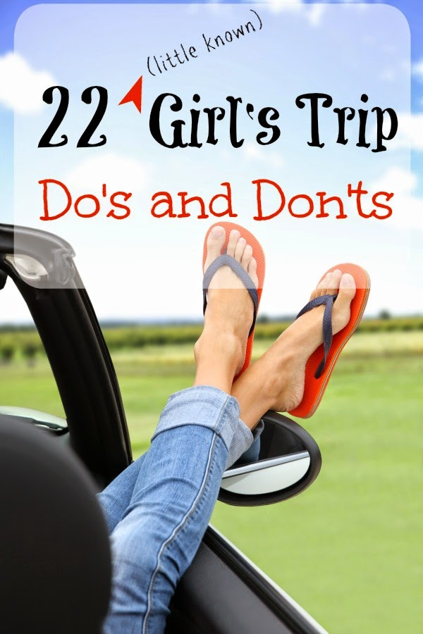 I learned some important traveling tips when on a road trip with my sister.