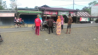 Tabrak Lari ! Orang Tua Anggota DPRD Bengkulu Utara Terkapar di Jalan