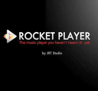 Rocket Music Player v4.1.138 Apk Full Versi + Unlocker v4.4
