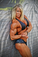 Female Bodybuilding and strong muscular women