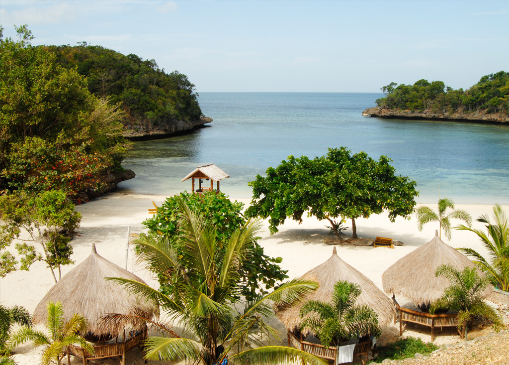 Ocean Breeze Province Of Guimaras Places Of Interests