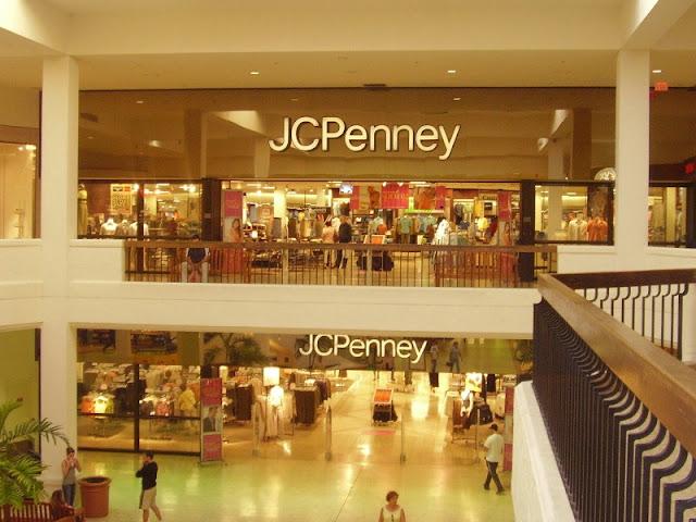 Unidades da loja JCPenney em Miami