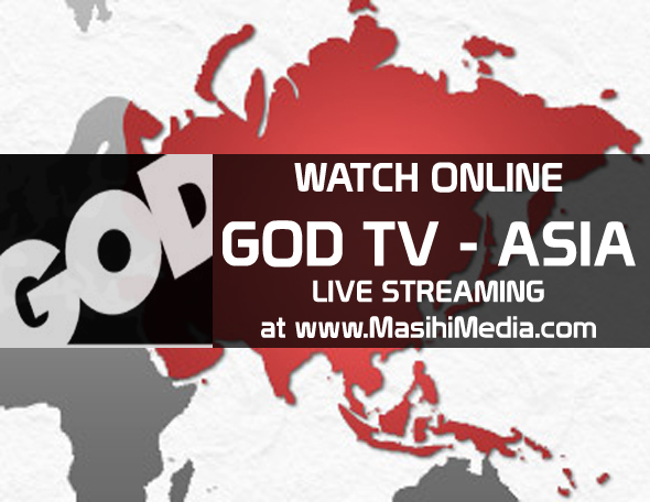 Watch GOD TV - Asia Christian TV Live Streaming
