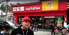 China Made A Copycat of Jollibee/Facebook