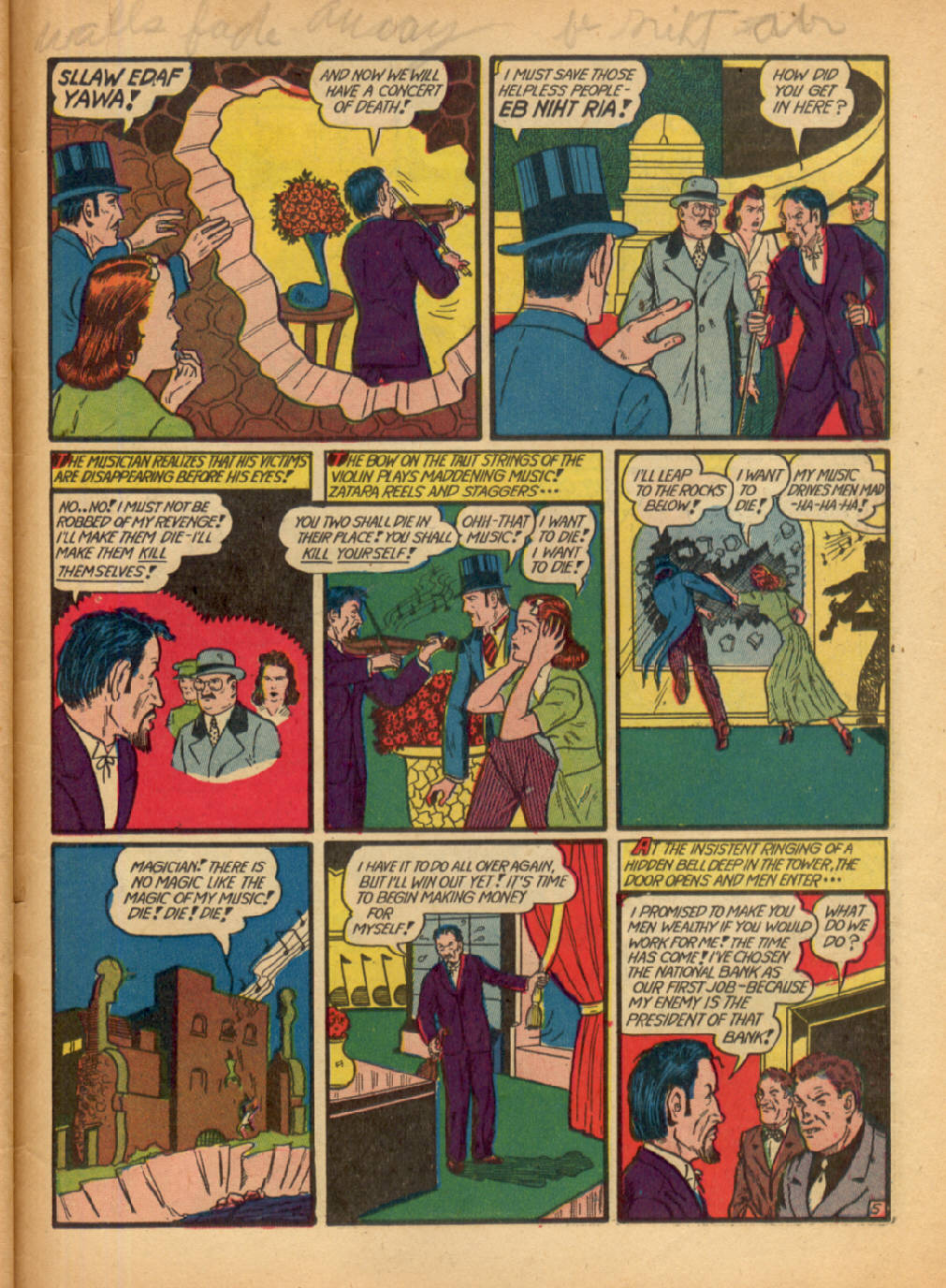 Read online Action Comics (1938) comic -  Issue #48 - 61