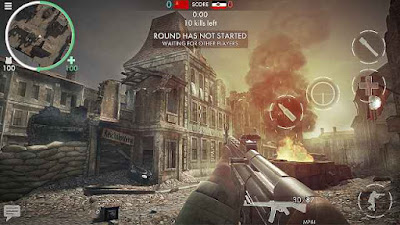 Cara Instal dan Mainkan Game World War Heroes Mod Apk di Android