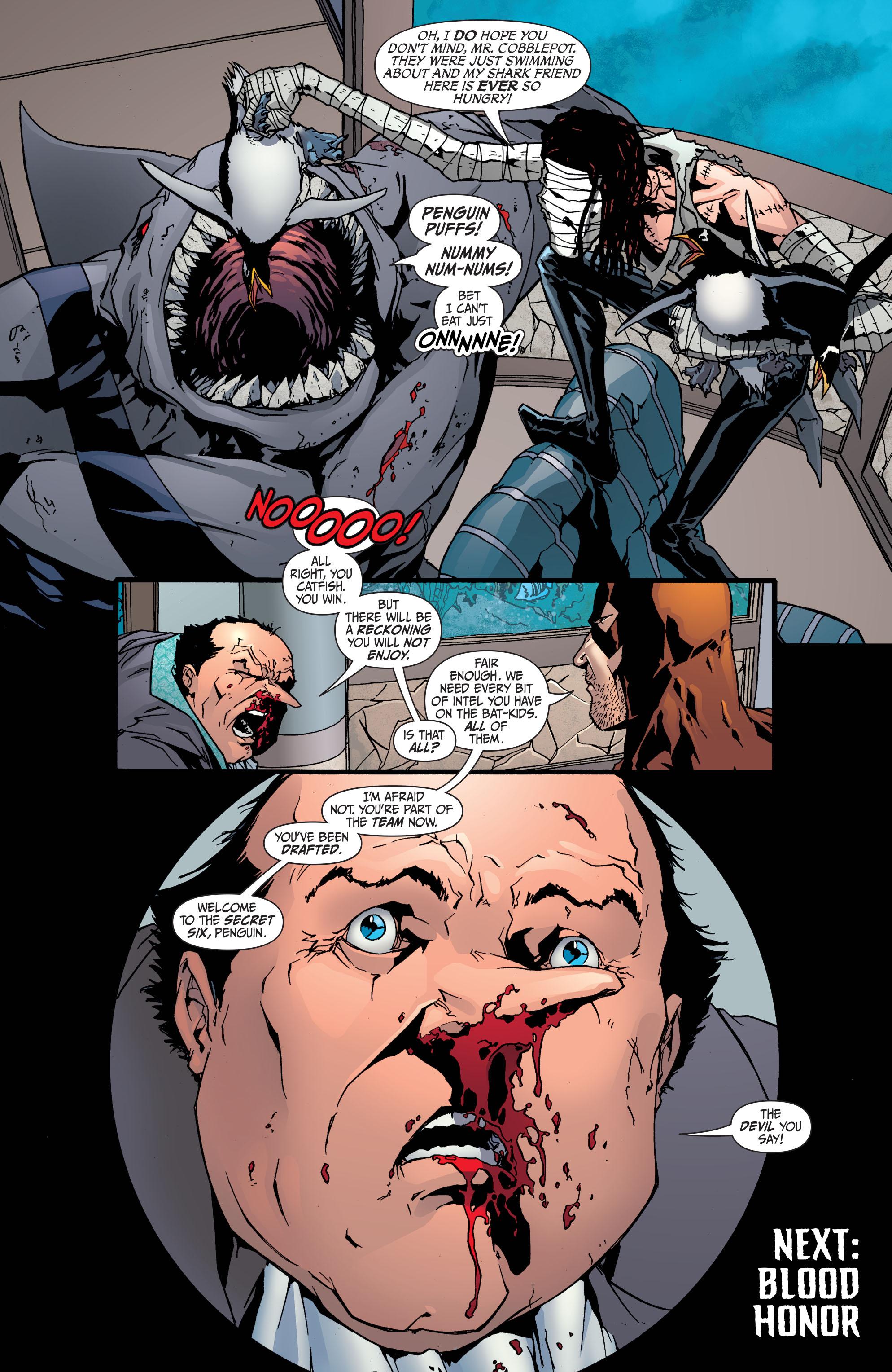 Read online Secret Six (2008) comic -  Issue #35 - 21