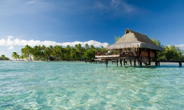 Vahine Island Private Resort, Tahiti