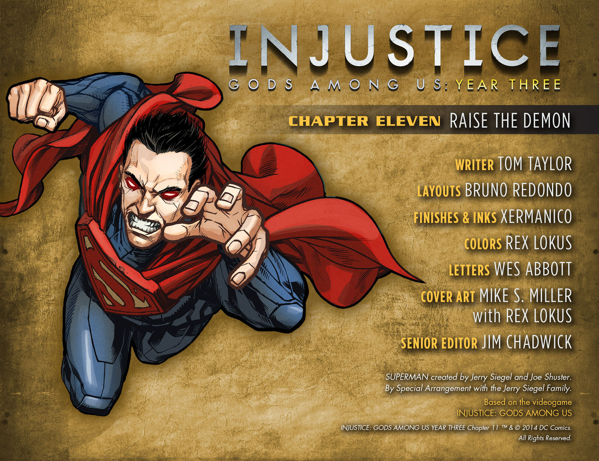 Injustice Gods Among Us Year Three Issue 11 Read Injustice Gods Among Us Year Three Issue 11 Comic Online In High Quality Read Full Comic Online For Free Read Comics