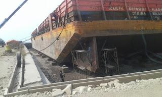 PT Gamatara Trans Ocean Shipyard  Bidik Pasar Reparasi  Tug Boat dan Tongkang