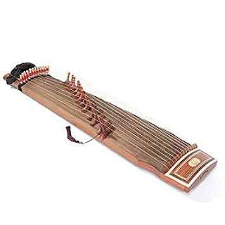 alat musik petik Gayageum