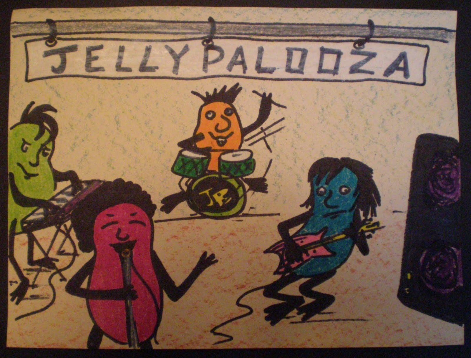 Learn To Teach Teach To Learn Jelly Bean Monsters Grade Four