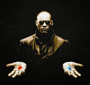 Blue pill or red pill essay