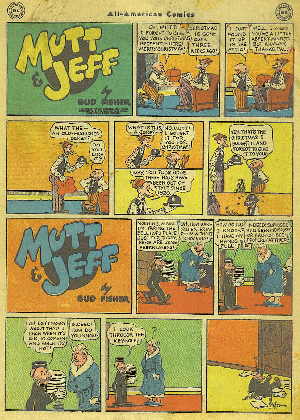 Read online All-American Comics (1939) comic -  Issue #83 - 3