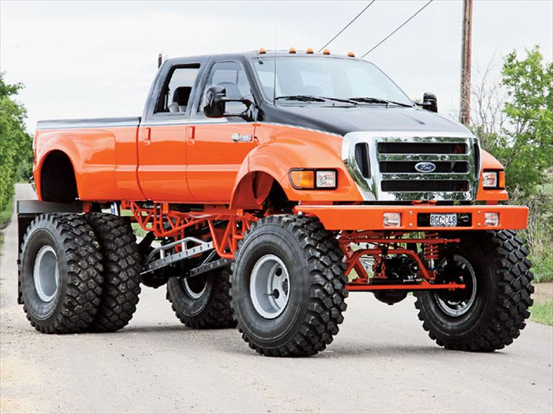 2013 Ford F 650 - Cars