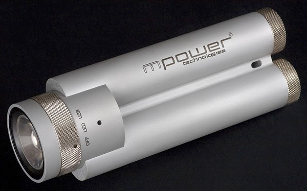 Must Have EDC Gear and Gadgets - mPower Flashlight